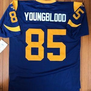 LA Rams Jack Youngblood Jersey